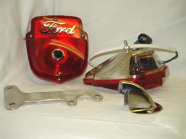 Ford       F100    1953  1956 stop and    tail       lights    with    Ford